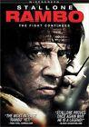 Rambo DVD 2008 Sylvester Stallone Widescreen