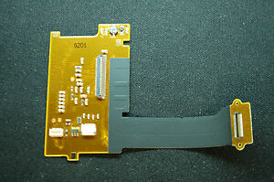 Canon-6D-Camera-Rear-Cover-Flex-Cable-Behind-LCD-PCB-Board-Part-New-CG2-3466-000
