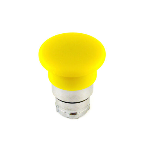 Telemecanique Yellow Operator Pushbutton ZB2-BC5