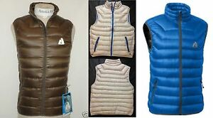 NWT Eddie Bauer Mens First Ascent Downlight Vest Premium Goose Down Retail $129