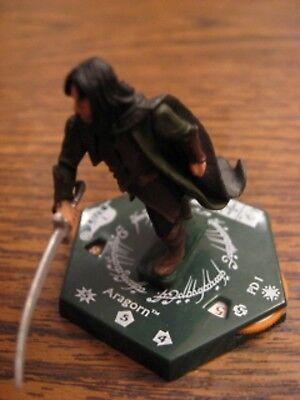 """LOTR TMG Combat Hex PD 01 Aragorn /""""RARE/"""""""
