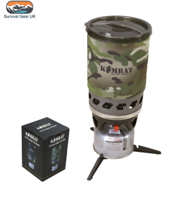 CYCLONE PERSONAL COOKING STOVE MILITARY ARMY CAMPING HIKING JETBOIL WIND PROOF