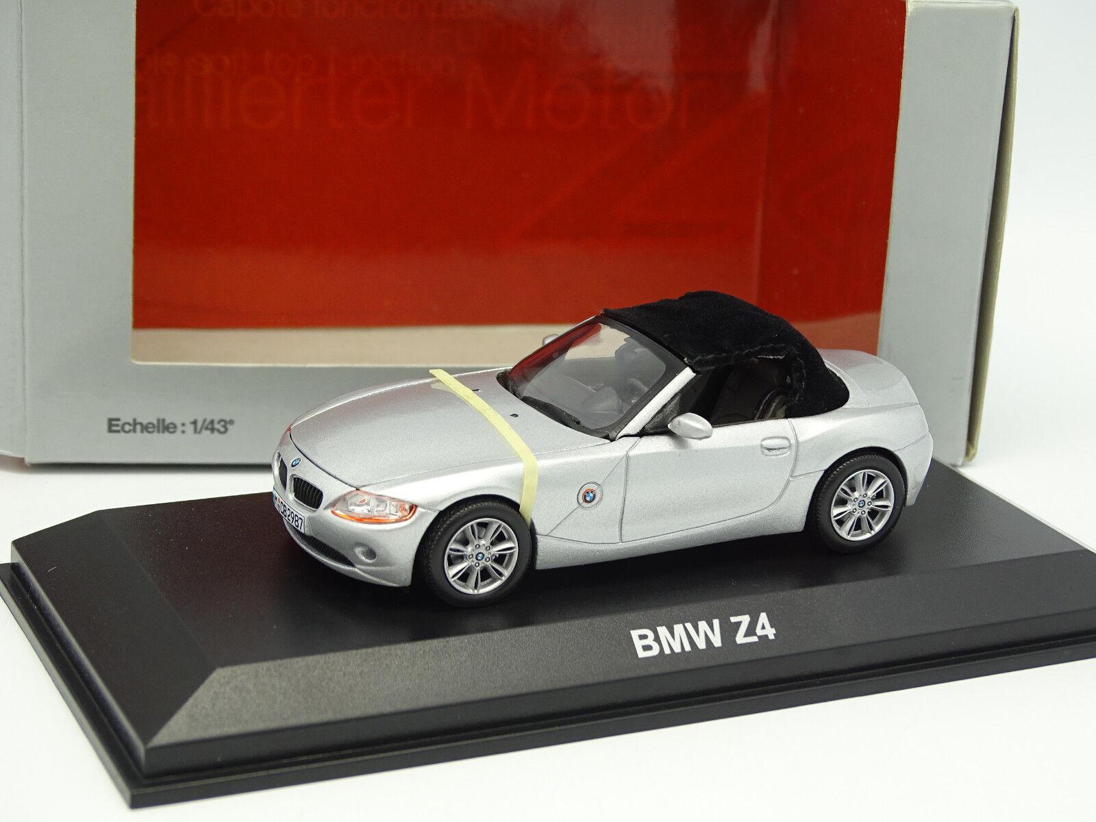 Norev 1 43 - BMW Z4 Grigia
