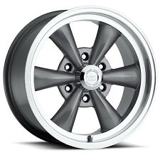 "4-NEW Vision 141 Legend 6 17x8 6x139.7/6x5.5"" +19mm Gunmetal Wheels Rims"