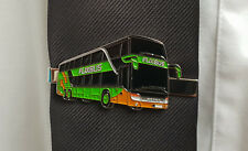Krawattenklammer Bus Setra DT 431 Reisebus Flixbus Clip  RAR Viele Details !