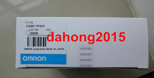 Fst  OMRON  PLC CQM1-IPS01 CQM1IPS01  NEW IN BOX