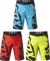 Fox Racing Motion Fracture Board Shorts - Mens Bathing Suit Swim Trunks