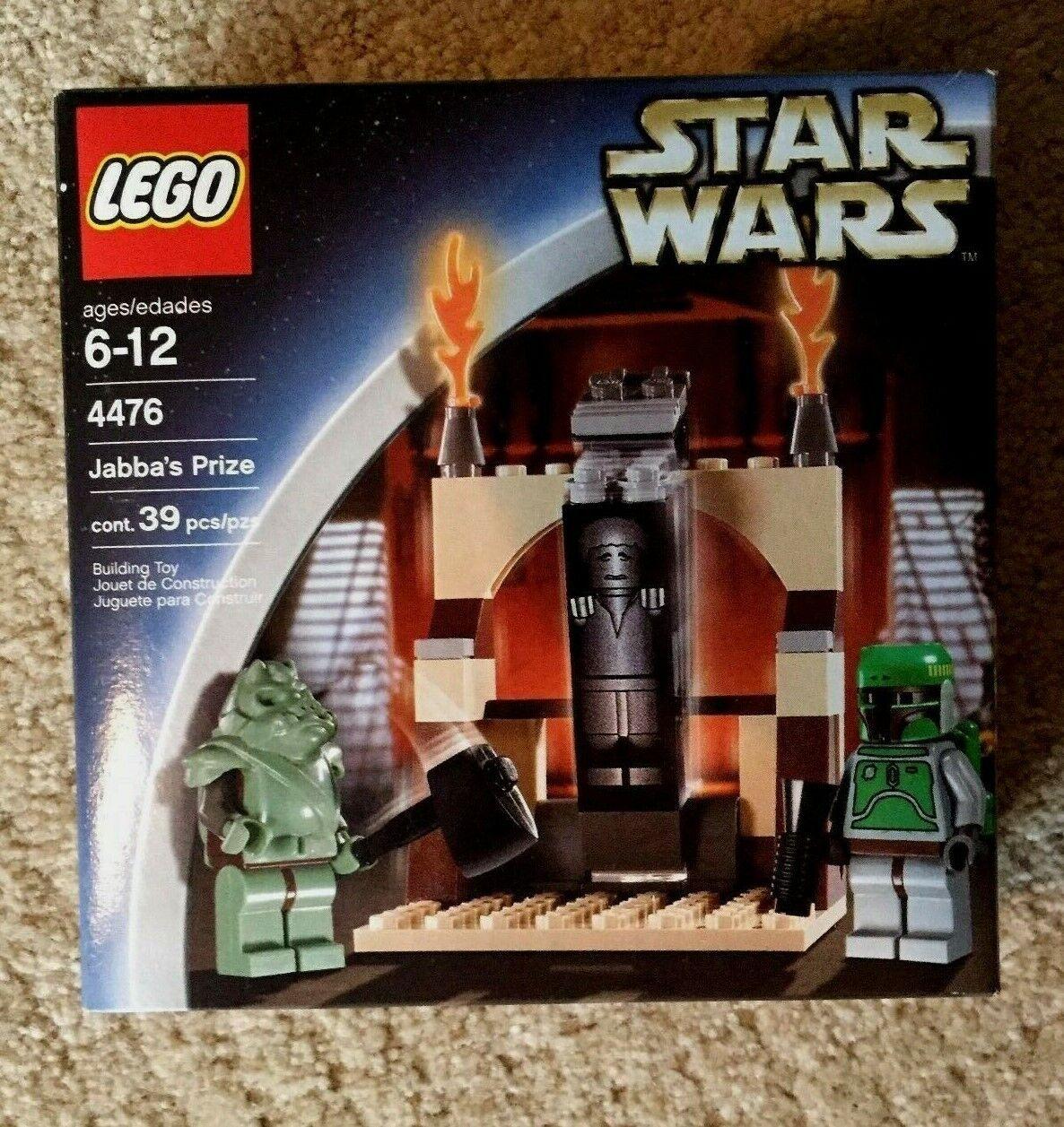 Lego star  Wars 4476 Jabba's Prize  prendre jusqu'à 70% de réduction