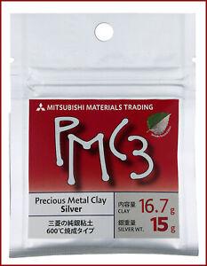 5-6g-Gramm-PMC3-Precious-Metal-Clay-SILVER-enthaelt-5-Gramm-Feinsilber