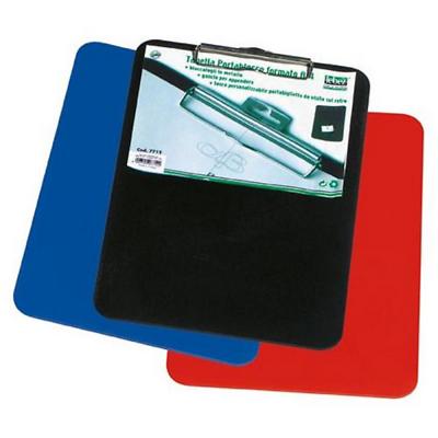 Portablocco A4 Con Molla Cartella Appunti Colorata Plastica Rigida Lebez