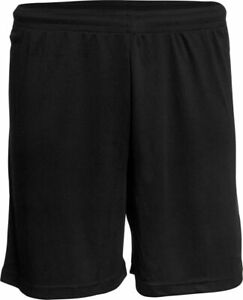 Derbystar-Fussball-Basic-Hose-Fussballshorts-Herren-Kinder-schwarz