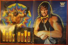 Yokozuna & Adam Bomb DIN-A1 Wende-POSTER WWE WWF Wrestling