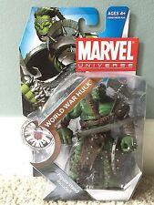"""Marvel Universe World War Hulk 3 3/4"""" Cheap Worldwide Shipping"""