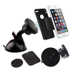 Universal Magnet Car Windshield Dashboard Desk Wall Suction Cup Phone Mount