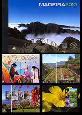 Madeira 2010  Jaarcollectie prest.book  postfris/mnh