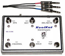 KoolKat's 6 Button Footswitch for the Roland Cube-120xl