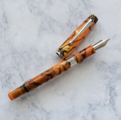 Noodlers Konrad Bengal Tiger Fountain Pen Flex Nib