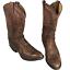 thumbnail 1 - Tony Lama Men's western Boots  Size 12 D brown