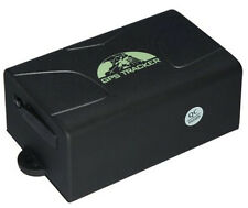 Coban GPS tracker SMS GPRS,waterproof,6000mA,real-time,Locator Software TK104 W