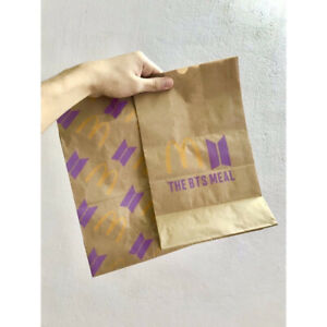 BTS Meal's Packaging Collectors- Malaysia Edition