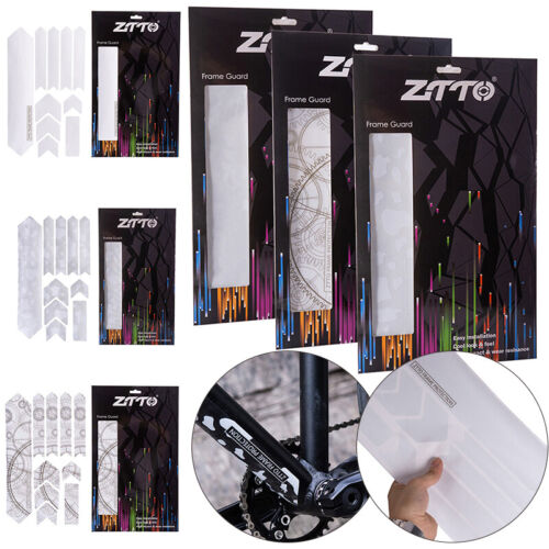 ZTTO Bicycle Bike Guard Frame Protector Sticker Anti-Scratch Waterproof Cover