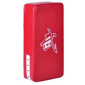 Rot-Taekwondo-Kickboxen-Schlagpolster-Schlagkissen-Pratze-Punch-Kick-Pad-Target