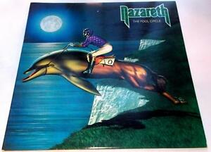 Nazareth The Fool Circle 1980 A Amp M 14844 Hard Rock 33rpm