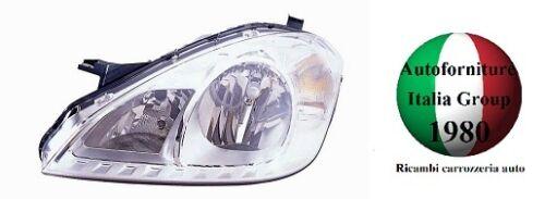 FARO FANALE PROIETTORE ANTERIORE ANT SX MERCEDES CLASSE A W169 08/>12 2008/>2012