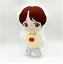 miniature 4 - Kpop BTS RM Jin Suga JHope Jimin V Jungkook Cartoon Soft Stuffed Doll Pillow
