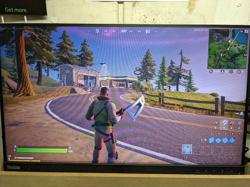 Selvbyg, Premium E-gamer i7-2600, GTX 470