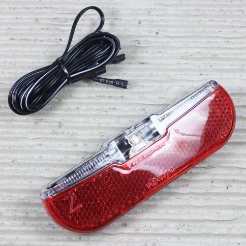 TRELOCK LED Dynamo Duo Flat LS 613 Bolzenabstand 50mm schwarz mit Standlicht