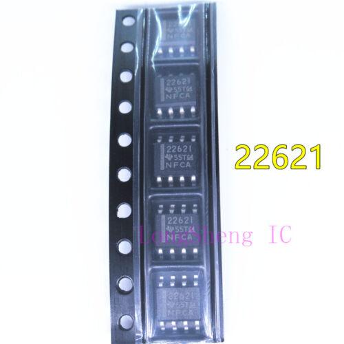 5PCS TLC2262IDR 2262I SOP-8 rail to rail dual operational amplifier NEW