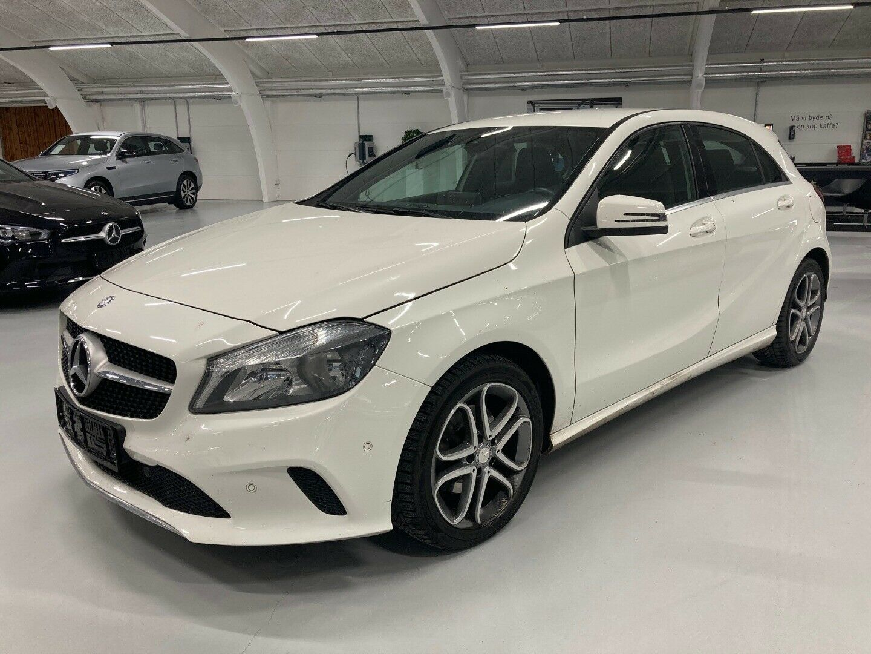 Mercedes-Benz A200 1,6 Urban