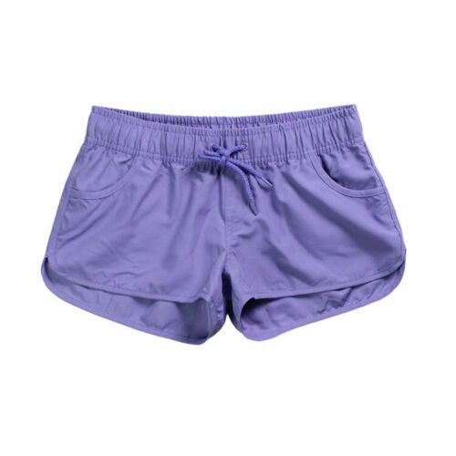 Women/'s swimsuit summer short pants swimming beach mini sports shorts trunks