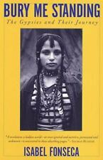 BURY ME STANDING by Isabel Fonseca FREE SHIPPING paperback book gypsy culture