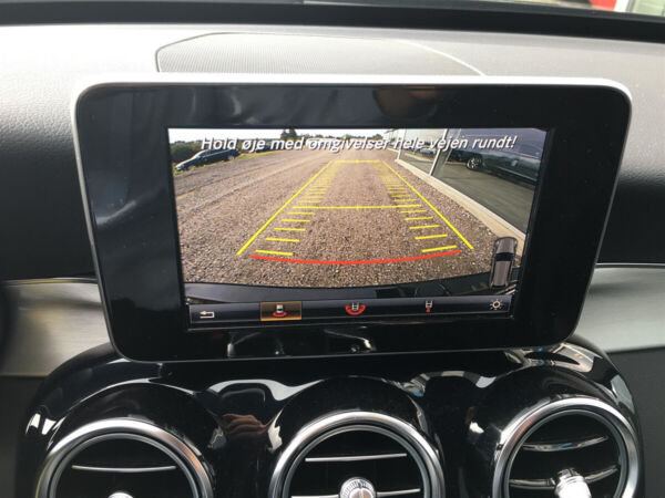 Mercedes C250 2,0 AMG Line stc. aut. billede 15