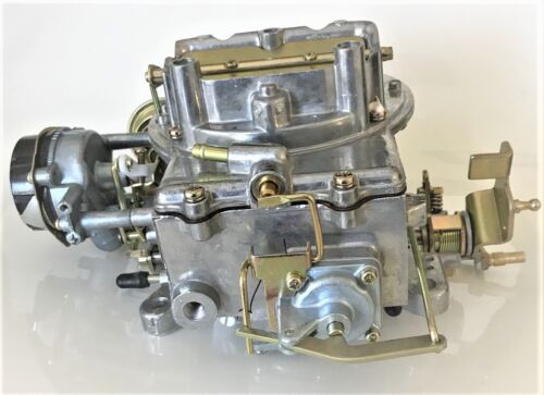 With Hot air Choke JEEP 2 Barrel New Carburetor fits 73-77 304 /& 360 Eng