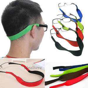 Spectacle-Glasses-Sunglasses-Neoprene-Stretchy-lanyard-Sports-Band-Strap-Cord