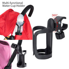 Baby Stroller Pram Cup Holder Universal Bottle Drink Water Coffee Bike Bag L9D7