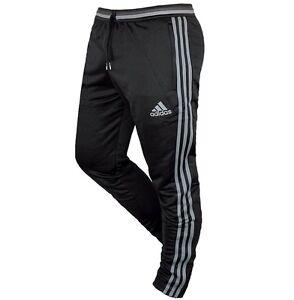 3b70b5ee084809 Afbeelding wordt geladen Adidas-Herren-Trainingshose -Laufhose-Fusball-Hose-Jogginghose-DBU-