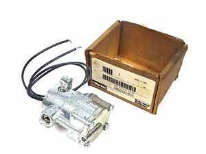 NEW-PARKER-SCHRADER-BELLOWS-K055101953-ELECTRIC-SOLENOID-PILOT-VALVE