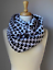 Lot-of-6-wholesale-Infinity-scarf-women-geometric-print-retro-infinity-scarf thumbnail 2