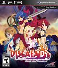 Disgaea D2: A Brighter Darkness (Sony PlayStation 3, 2013)