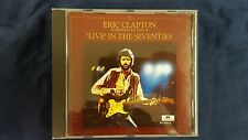 CLAPTON ERIC  - TIMEPIECES VOLUME II. LIVE IN THE SEVENTIES. CD