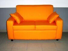 Divano 2 posti divanetto tessuto sofà in tessuto due posti