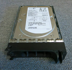 DELL-HC492-ST3300007LC-300-GB-10K-RPM-U320-SCSI-3-5-034-Hot-Swap-Hard-DISK-CON-CADDY