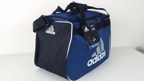 c884353965 Neuf avec étiquettes Adidas Diablo petit II Sac Polochon Bleu/blacksports  Gym Voyage extensible Sacs de sport