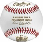 Rawlings 2016 World Series Official MLB Game Major League Baseball Cubs Indians