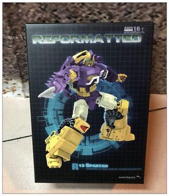 New Transformers Toys MMC R-13 Spartan aka Impactor IDW Wrecker Series
