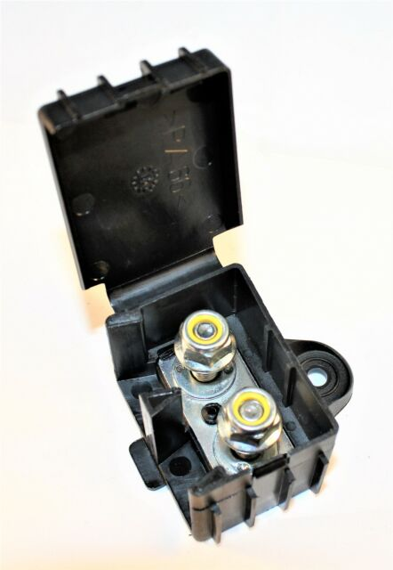 2 Punkt M8 Strompfosten Masse punkt Stromverteiler Stromverteilug Minus Plus
